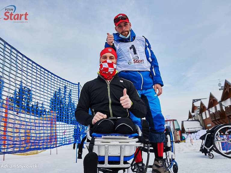 Puchar Europy World Para Nordic Skiing (15)