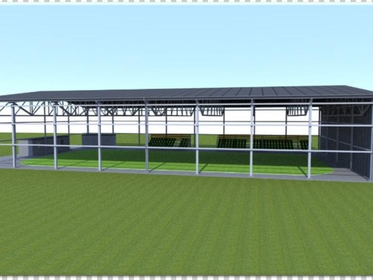 Budowa Lodowiska (2)