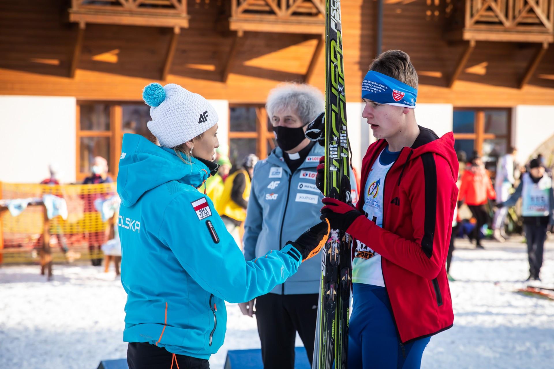 Wyniki II edycji Ligi Szkolnej Małopolskiej w biegach narciarskich17