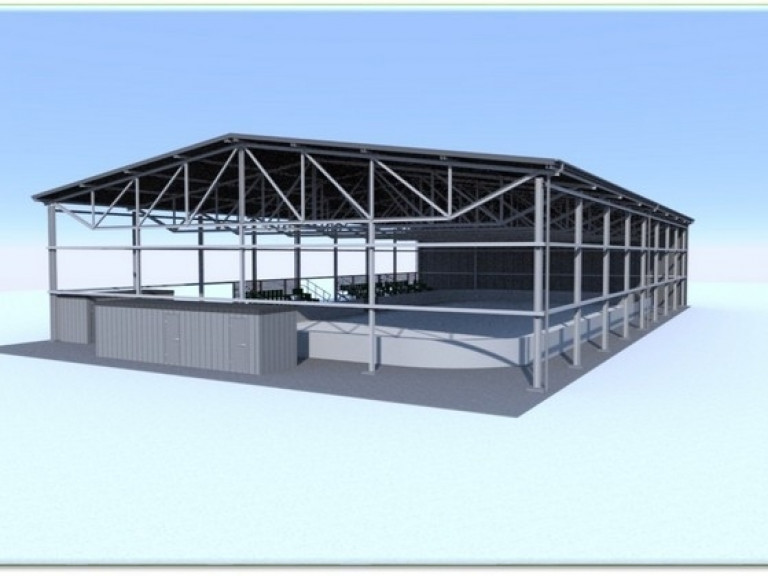 Budowa Lodowiska (3)