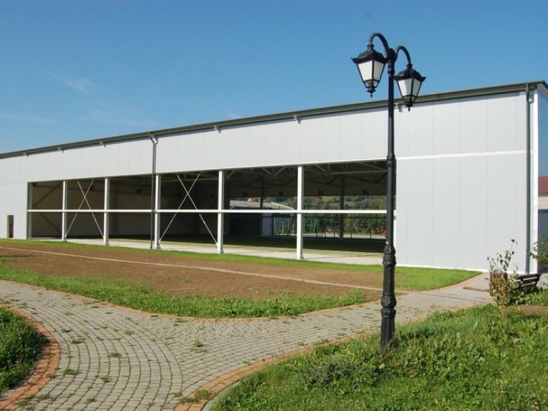 Budowa Lodowiska (6)