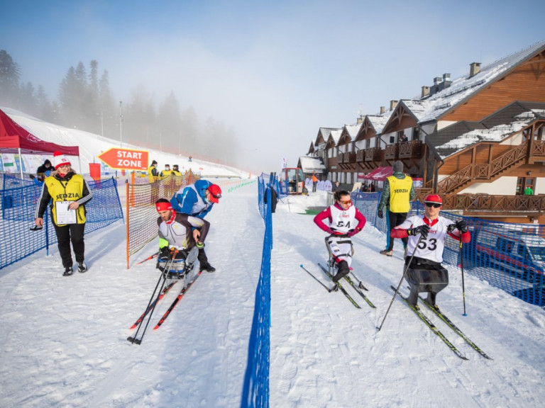 Puchar Europy World Para Nordic Skiing (17)