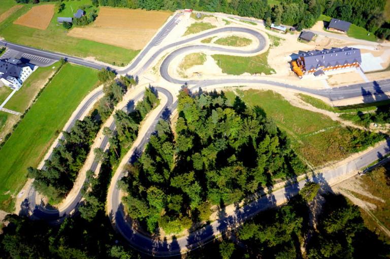 Trasy z drona (1)
