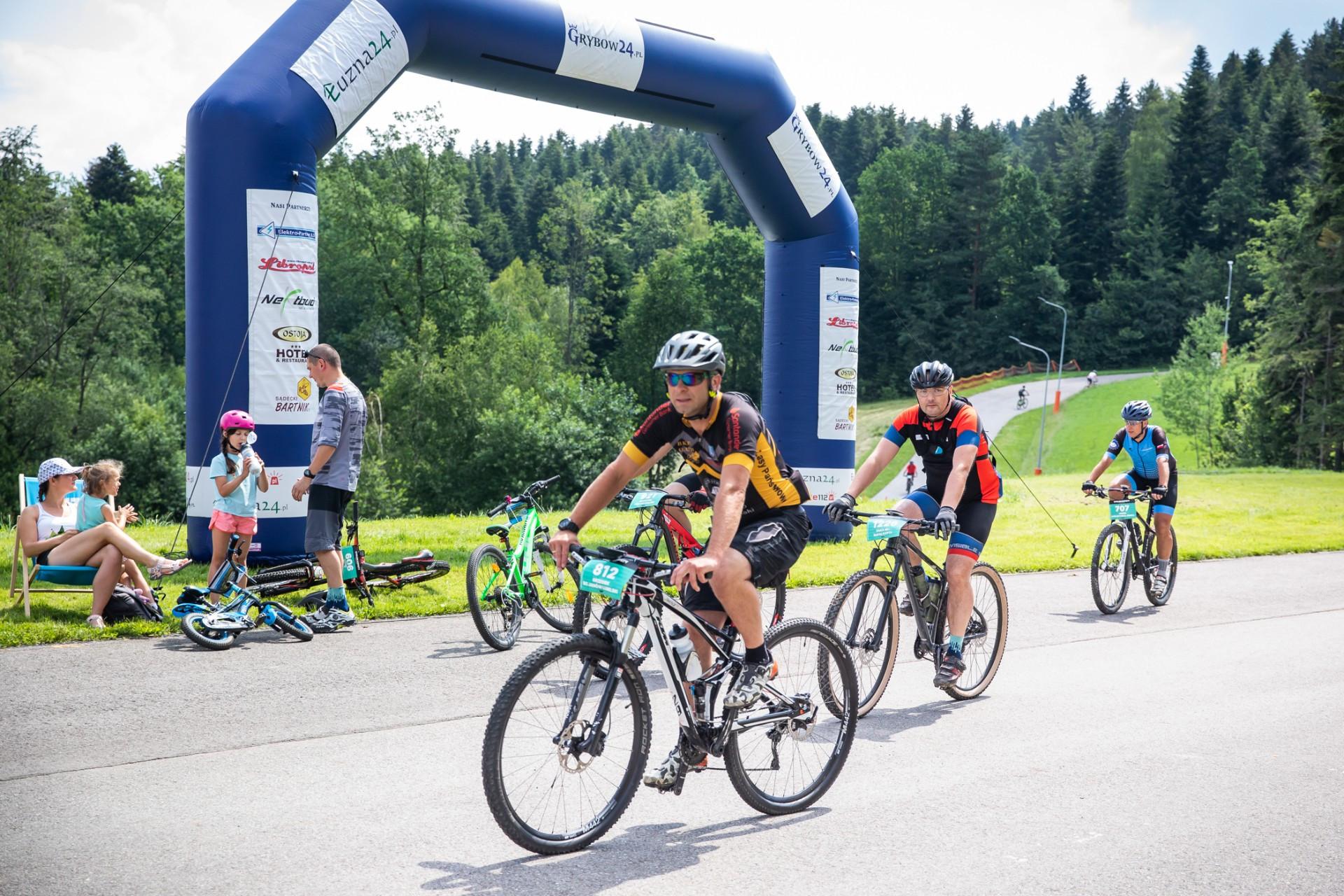 Kolejny sezon maratonów rowerowych CYKLOKARPAT 202057