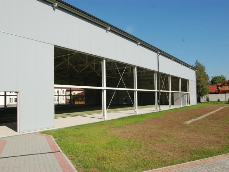 Budowa Lodowiska (5)