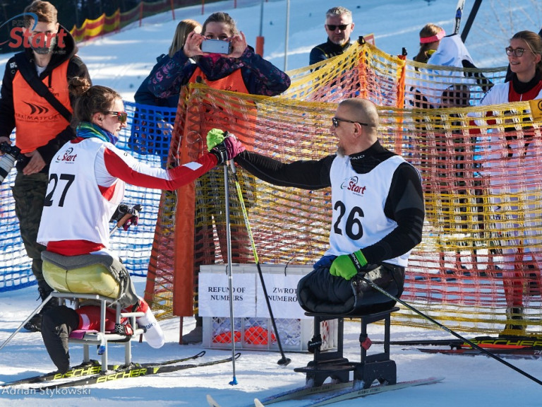Puchar Europy World Para Nordic Skiing (18)