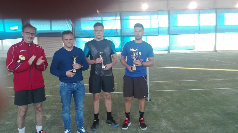 Turniej tenisa ziemnego o Puchar Wójta Gminy Grybów3
