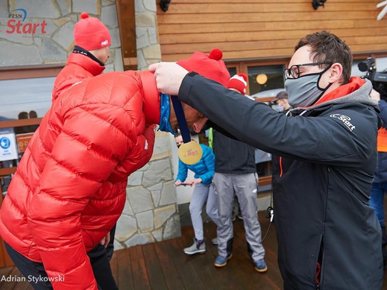 Puchar Europy World Para Nordic Skiing (3)
